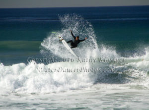 Surfing into Air