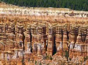 Hoodoos Bryce Canyon