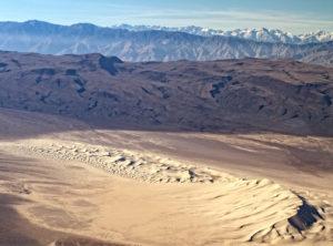 Eureka Dunes California