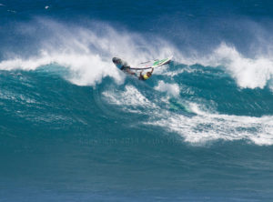 Maui Windsurfer Pro Brian Talma