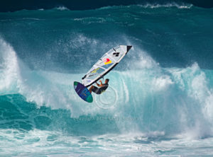 Maui Windsurfing Pro Levi Siver