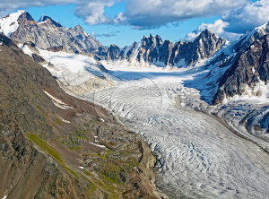 Swiss Alps in Alaska