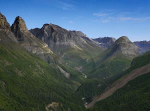 Wrangell Mountains Alaska