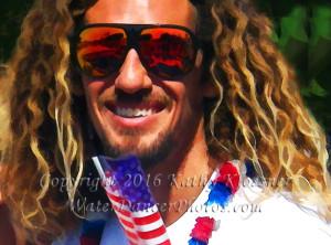 Pro Surfer Rob Machado