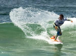 Dominic Barona Surfer
