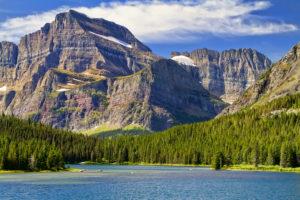 Many Glaciers, Glacier Park, MT