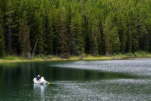 Swiftcurrent Lake Many Glaciers Montana