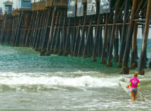 Sage Erickson Surfer Oceanside